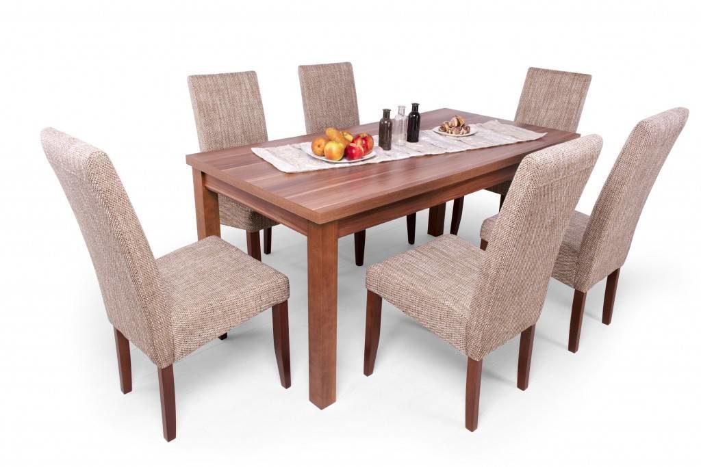 Berta étkezőasztal (70*120+40 cm)