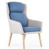 Purio kék fotel