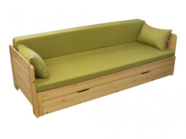 Vanessa fenyő kanapéágy kihúzható