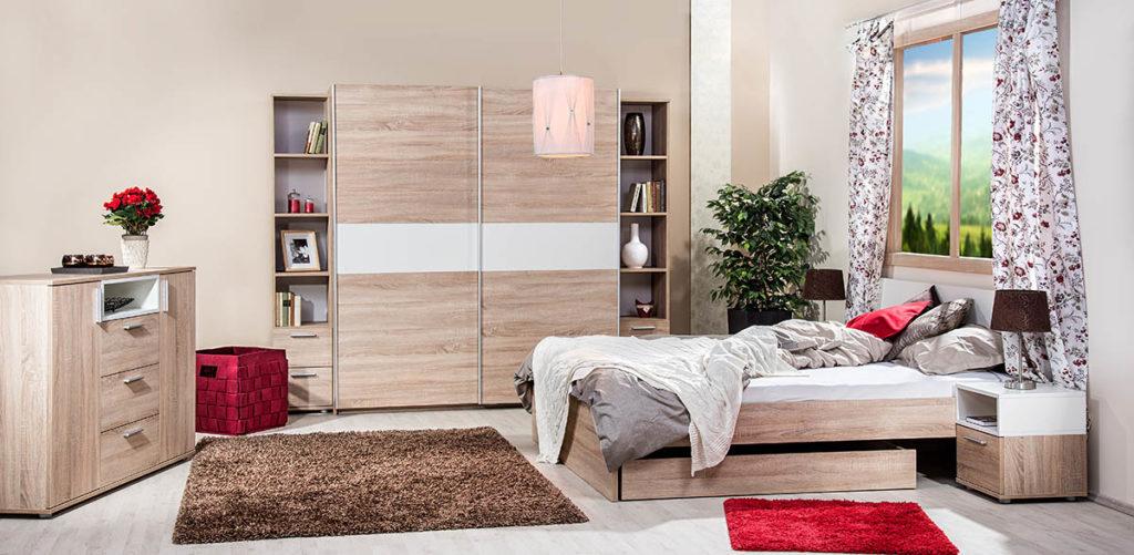 Box bútorcsalád (nappali, hálószoba, ifjúsági)