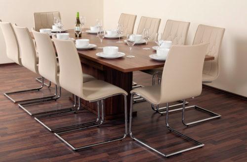 K 260 kibővíthető étkezőasztal