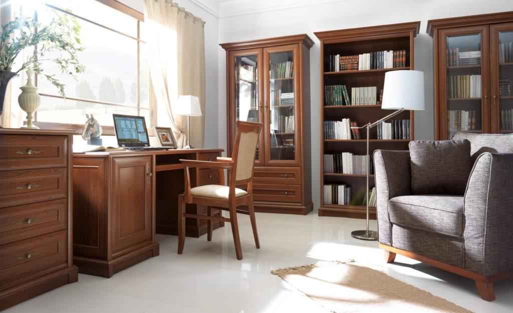 Kent bútorcsalád (nappali, étkező, hálószoba, iroda)