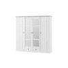 Liona elemes hálószoba szekrény