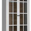 Provance vitrines szekrény