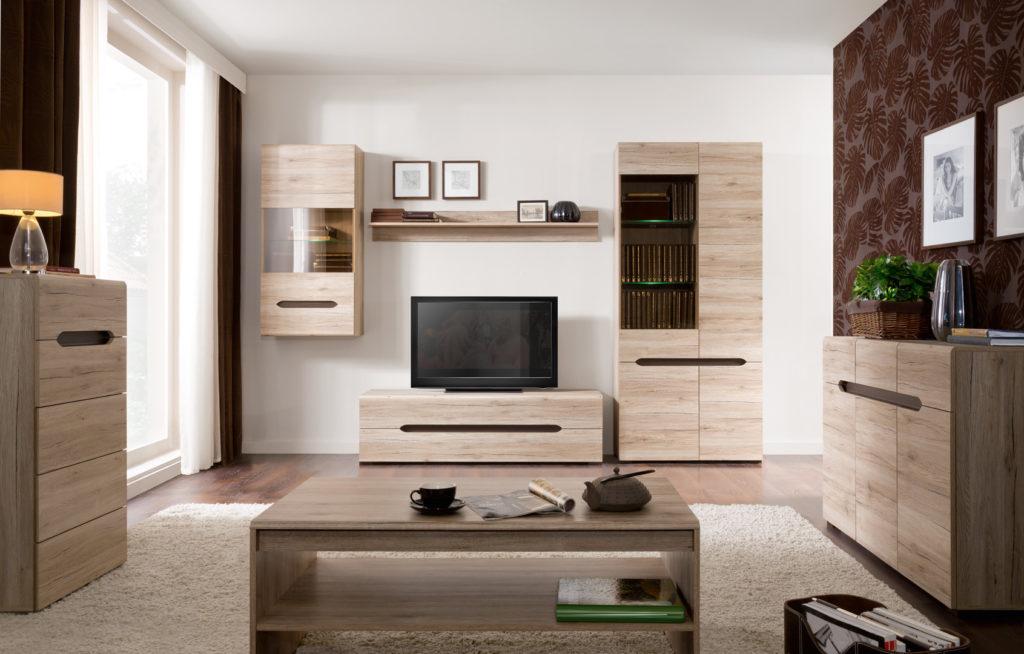 Elpasso nappali és hálószoba bútorcsalád
