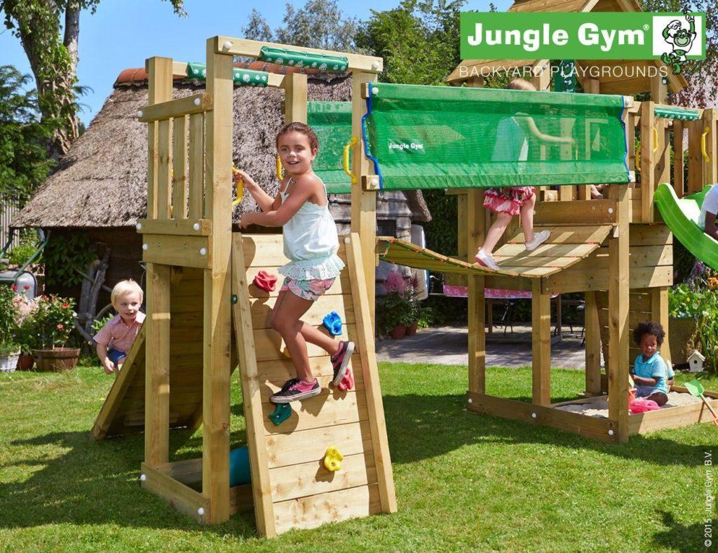 Jungle Gym kerti játszótér Bridge modul