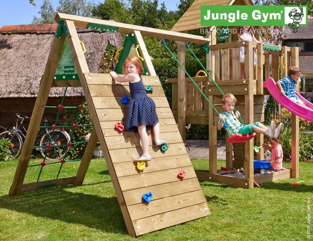 Jungle Gym kerti játszótér Climb modul