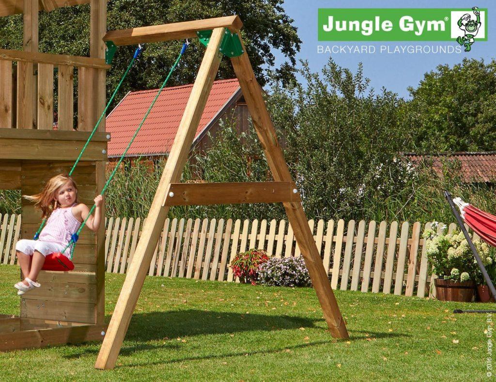 Jungle Gym kerti játszótér Swing Xtra modul