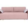 rózsaszín kanapé