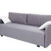 Emilia szürke szüvetes kanapé