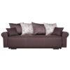 Katarina sötétbarna kanapé