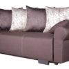 elegáns barna kanapé II.