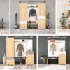 Lobby előszoba Délity bútorok
