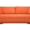 narancssárga kanapé Otello
