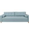 világoskék dizájn kanapé