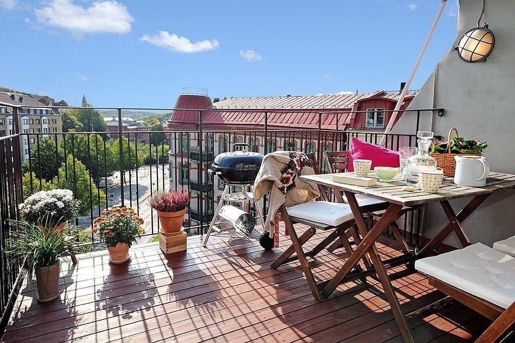 kellemes napos erkély