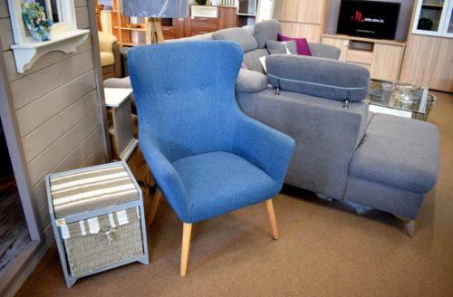 Cotto kék fotel Veszprém