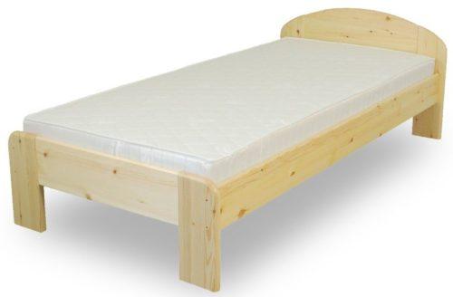 Claudia fenyő akciós ágy 90 cm