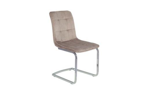 modern design szánkótalpas szék