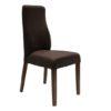 Britta szék sötétbarna kárpitos