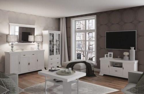 Kora bútorcsalád fehér elemes