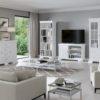 Kora fehér klasszikus bútorok