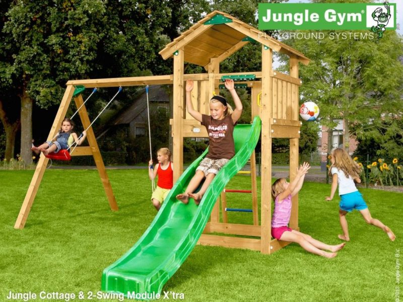 Cottage Jungle Gym játszótér