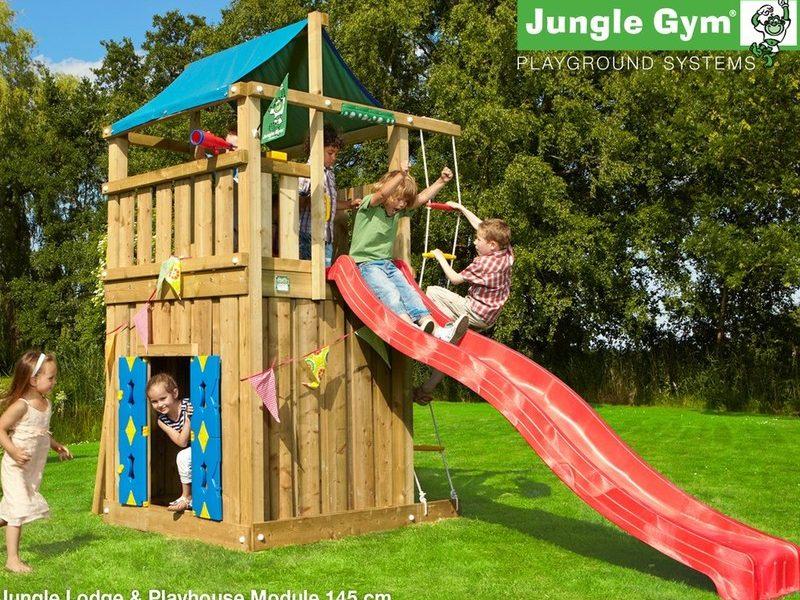 Lodge kerti játszótér gyerekeknek