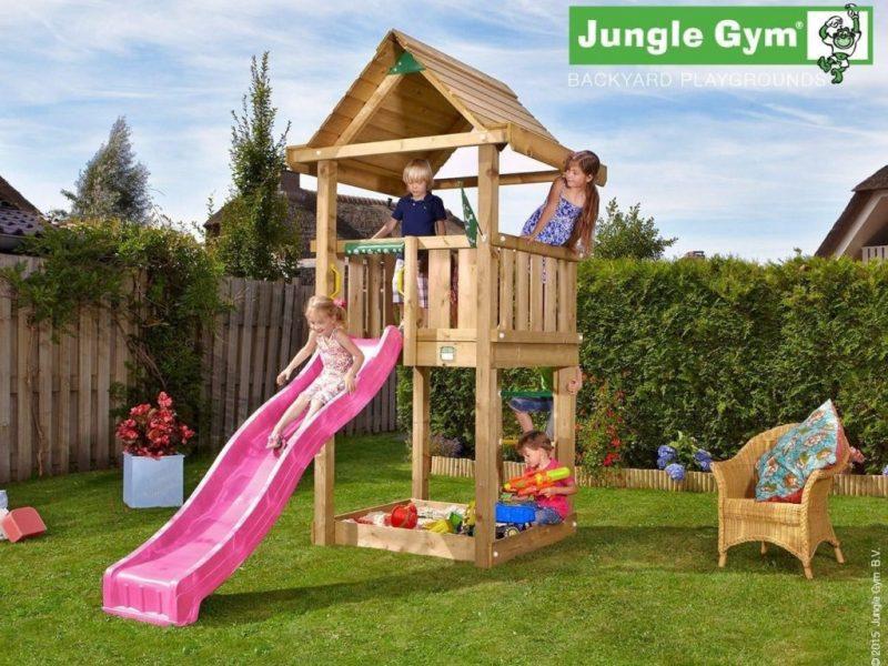 magánkerti játszótér House Jungle Gym