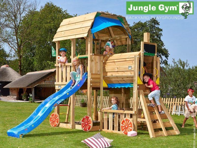 Barn magánkerti játszótér